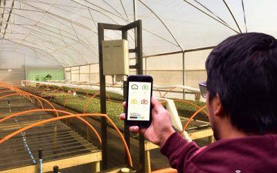 Tecnopozo permitirá que agricultores cumplan la norma de extracción de aguas en pozos