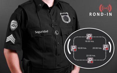 Rond-in ayuda a combatir la delincuencia a través del monitoreo de rondas de seguridad