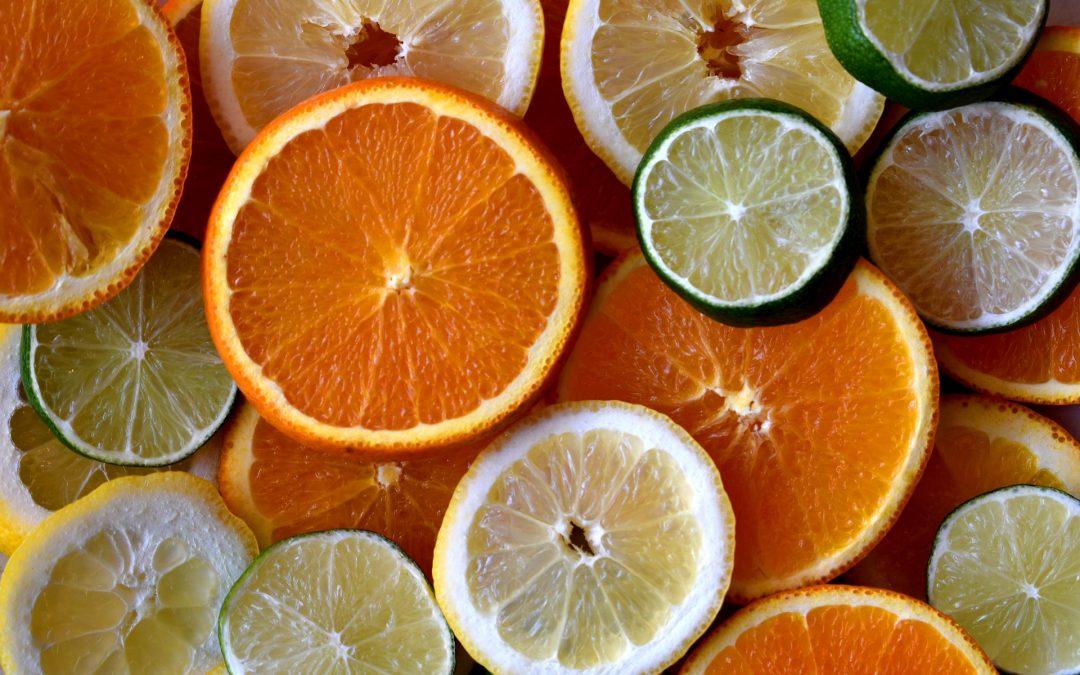 Los cítricos son una fuente indispensable de vitaminas
