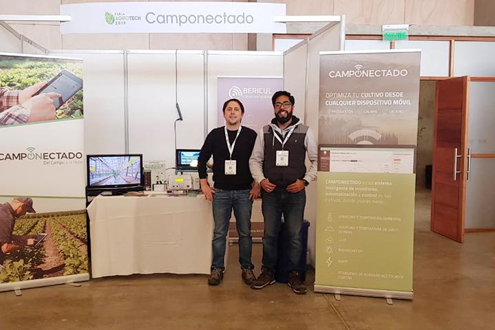 Camponectado participó del Encuentro AgroTech Maule 2019
